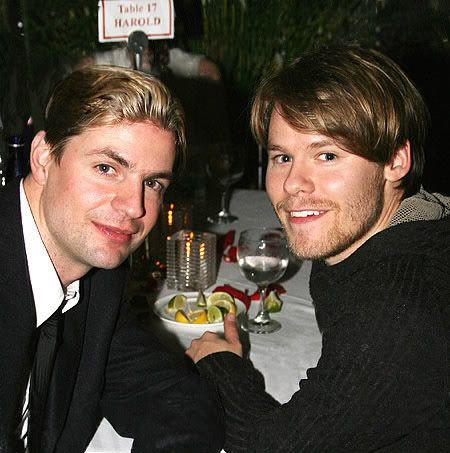 Gale harold randy harrison gay