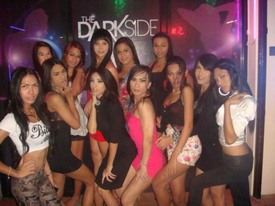 bar Bangkok ladyboy