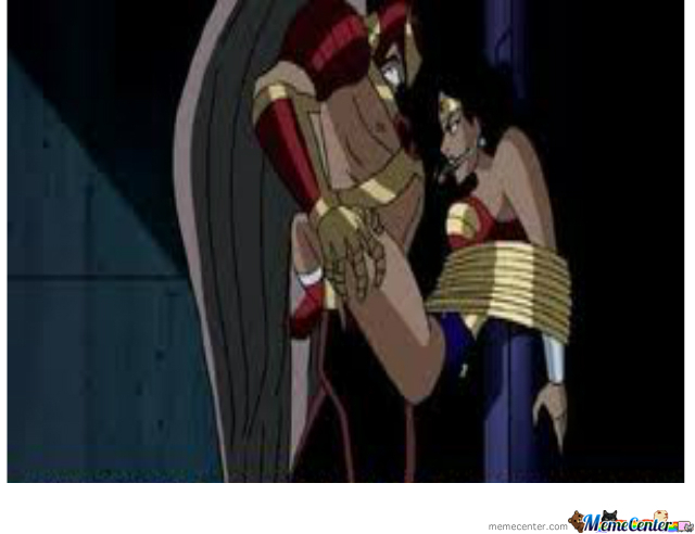 Wonder woman getting fucked