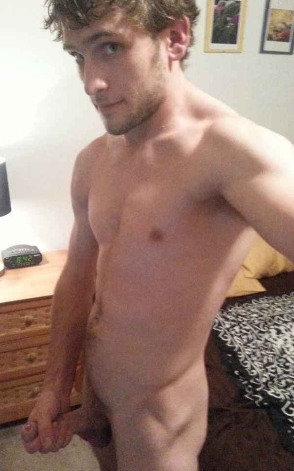 Straight guy naked boy