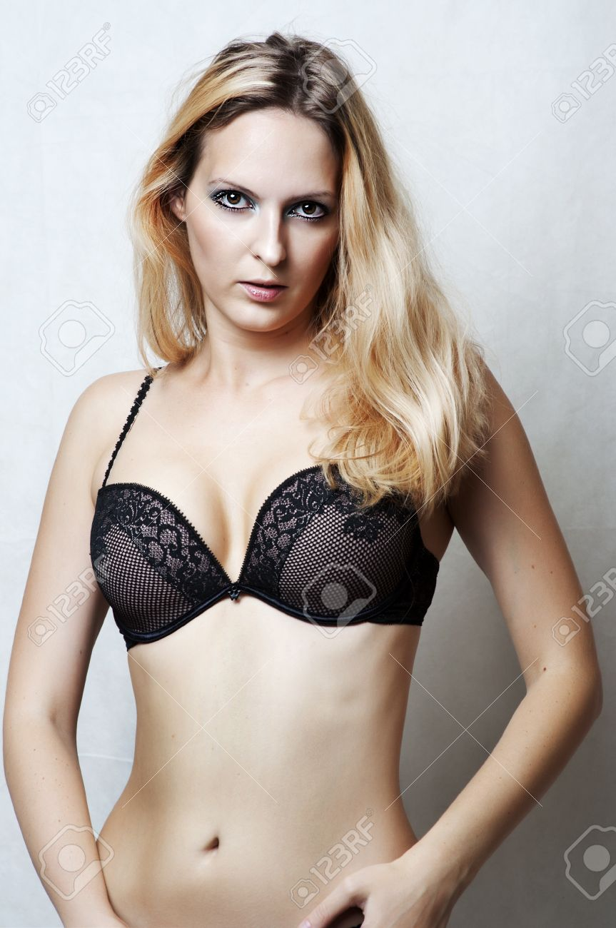Panties and lingerie models