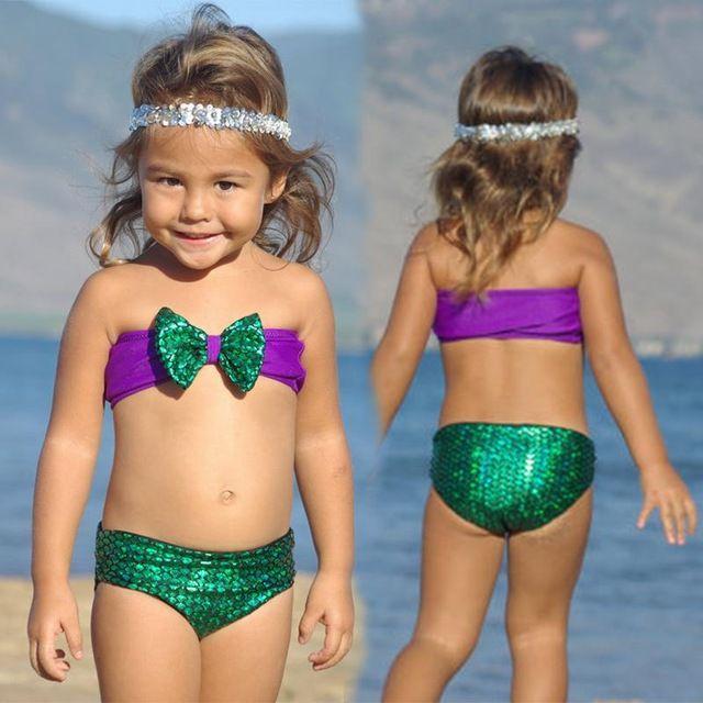 suits Girls bikini bathing