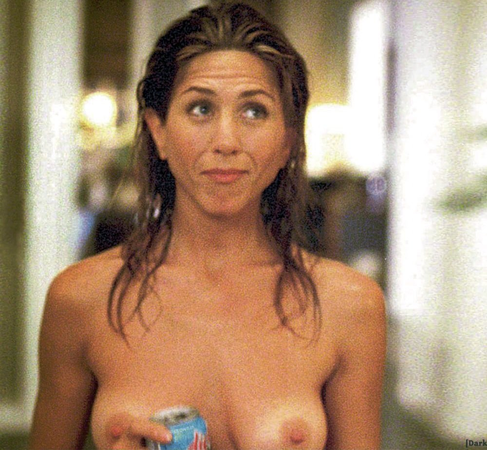 Jennifer aniston break up nude scene
