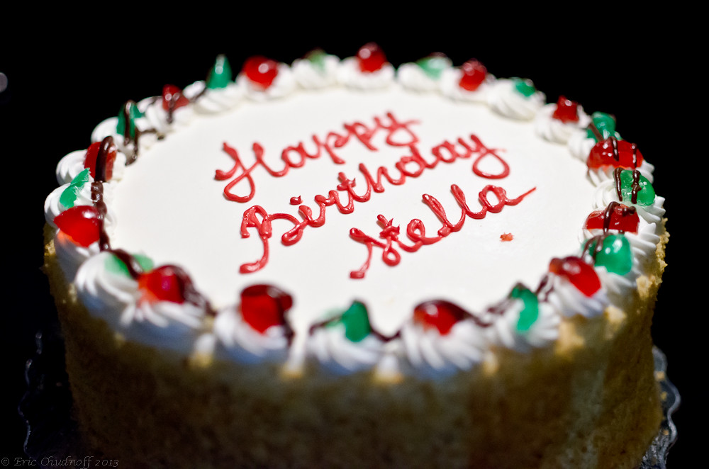 Happy birthday stella