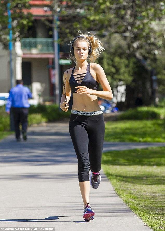 Bridgette wilson yoga pants