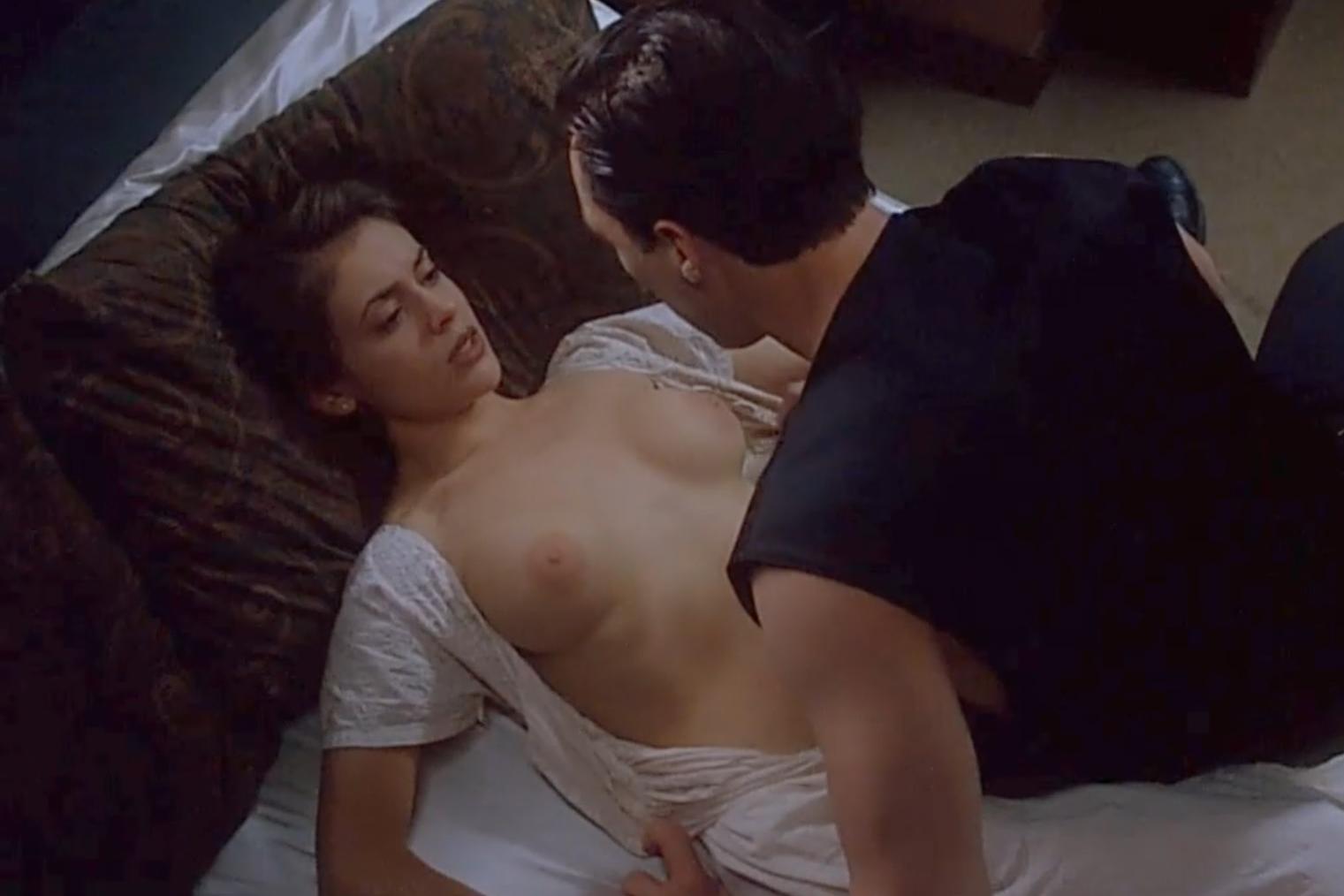 Alyssa milano nude com