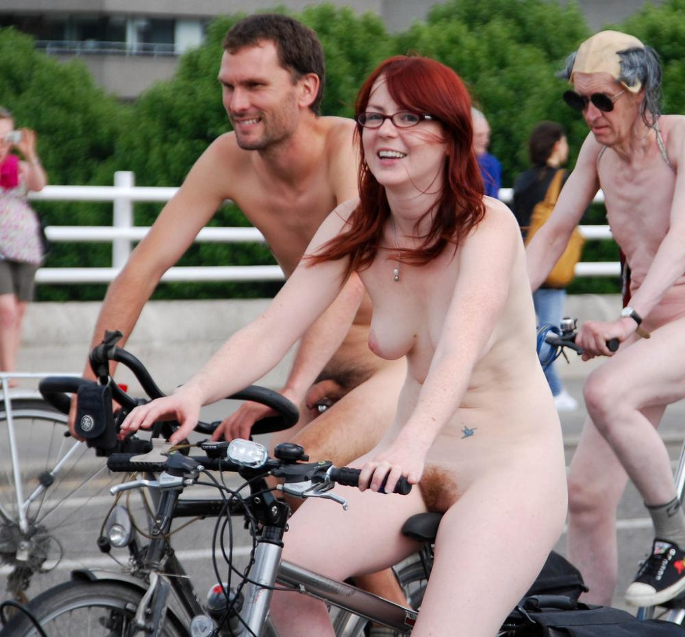 Nude hairy girl and boys
