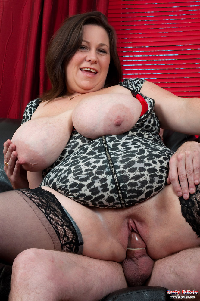 porn Busty british mature