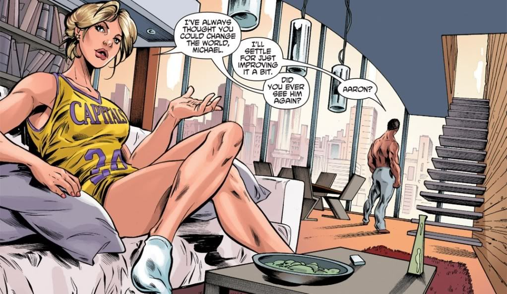 Dc comics power girl nude