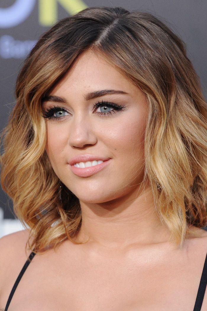 hair Miley cyrus