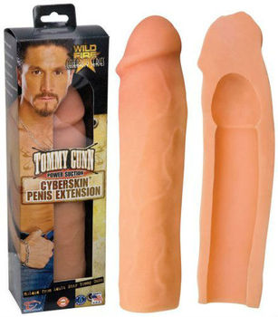 Tommy gunn penis extension