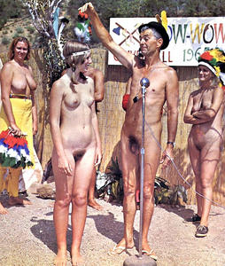 family nudists Vintage teen