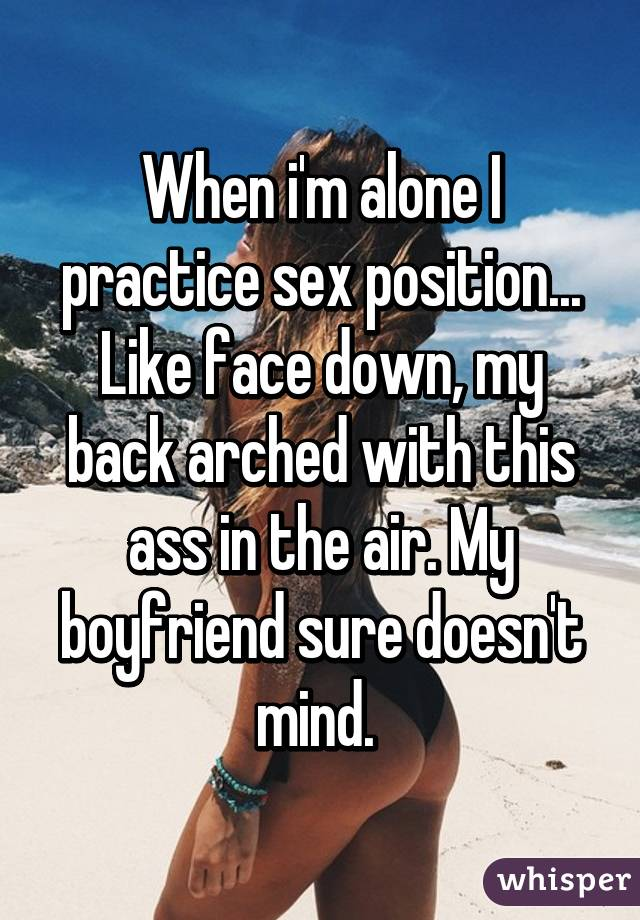 new sexual position Practicing
