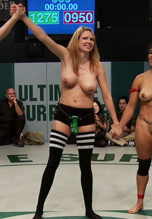 Naked girls wrestleing #1