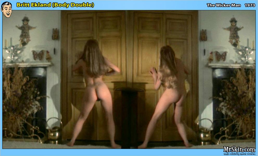 ekland nude Britt