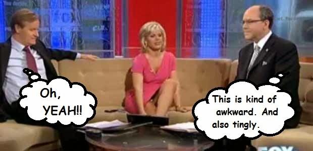 Fox news upskirt no panties