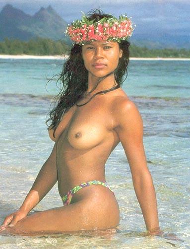 Nude hawaiian girls