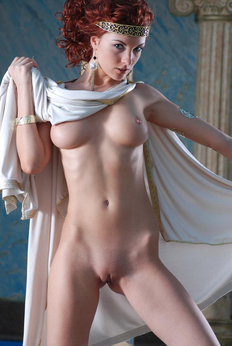 Naked redhead girls vagina