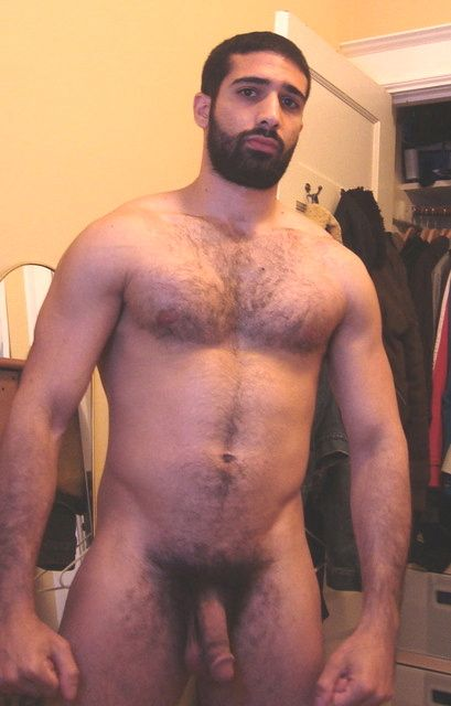 Naked gay arab men nude