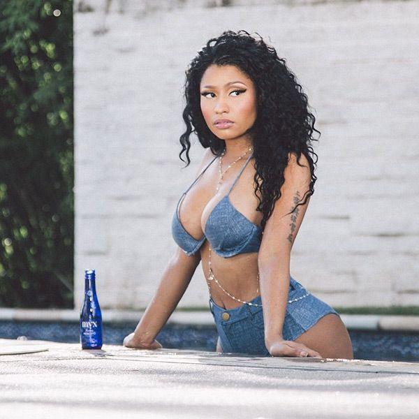 Nicki minaj bikini