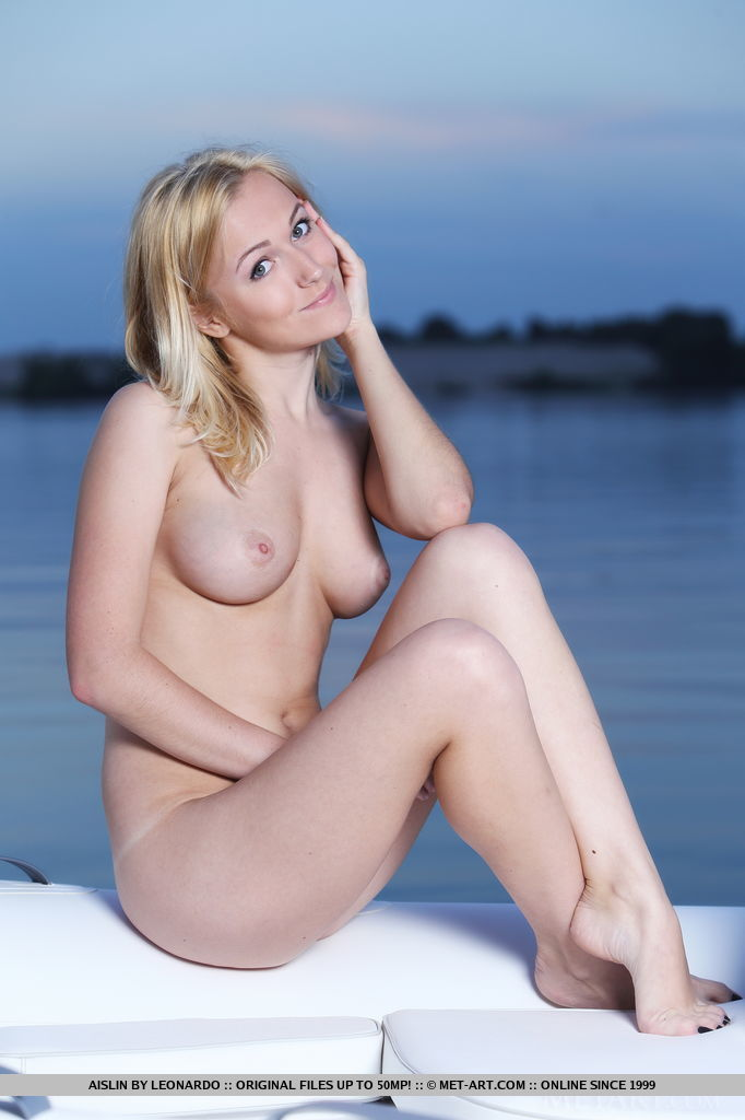 Naked girls on boat nude