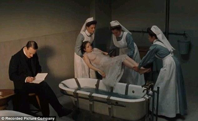 Keira knightley actress nude