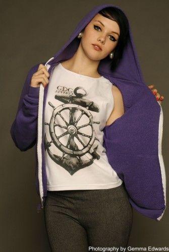 Mellisa clarke purple