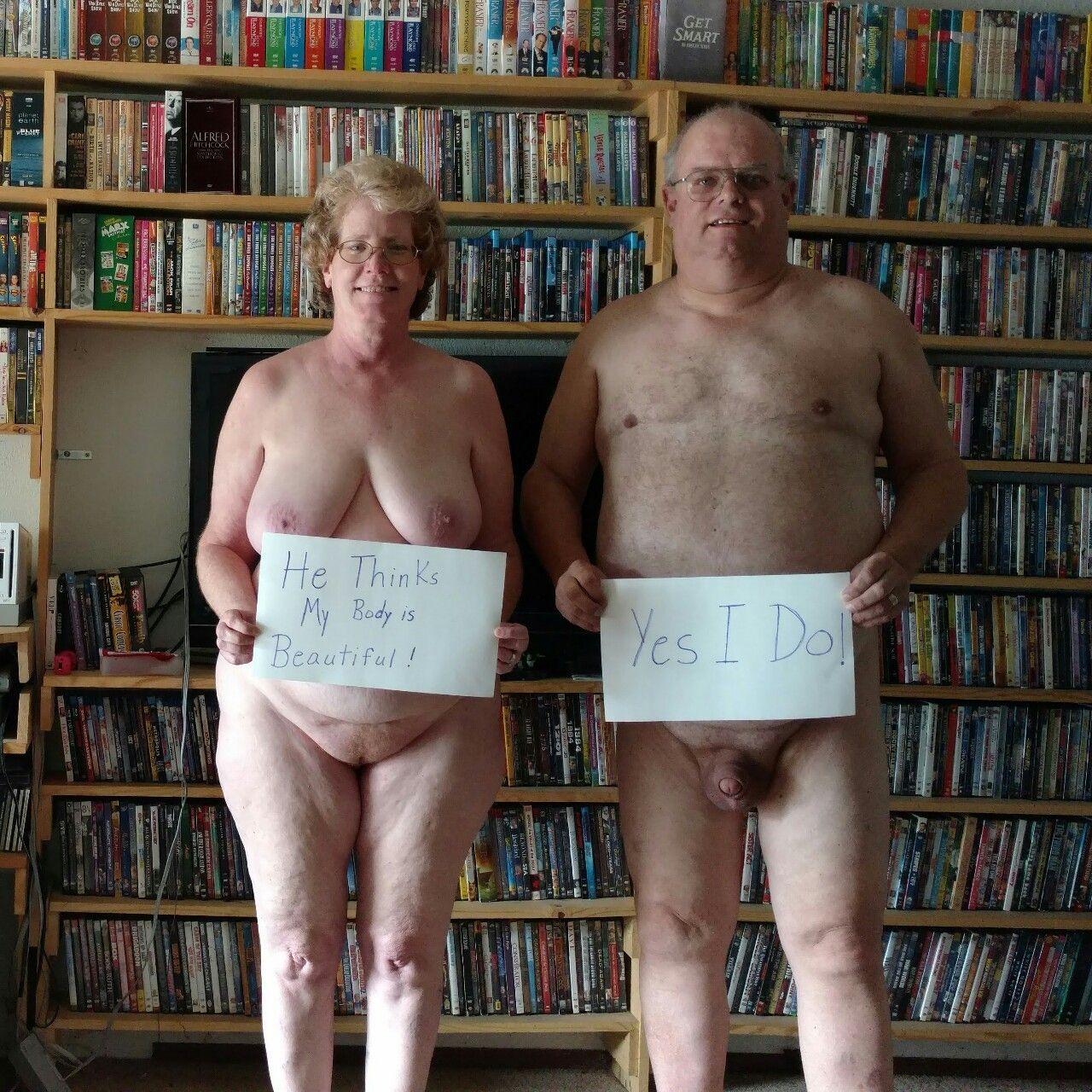 Beautiful mature nude couples