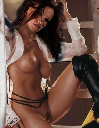 Lita naked video, rate picture boobs size