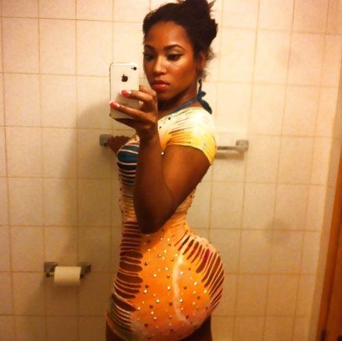 Black woman next door