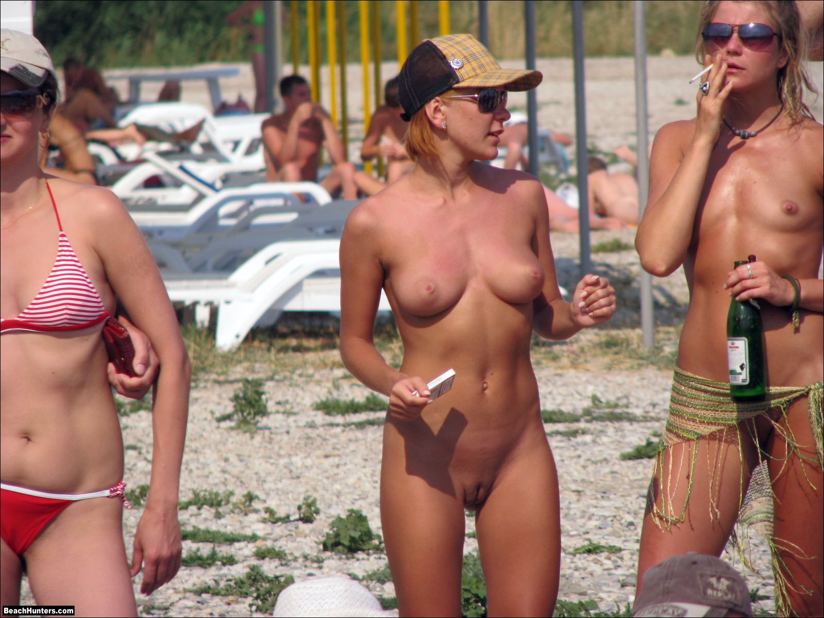 girls stripping naked Volleyball