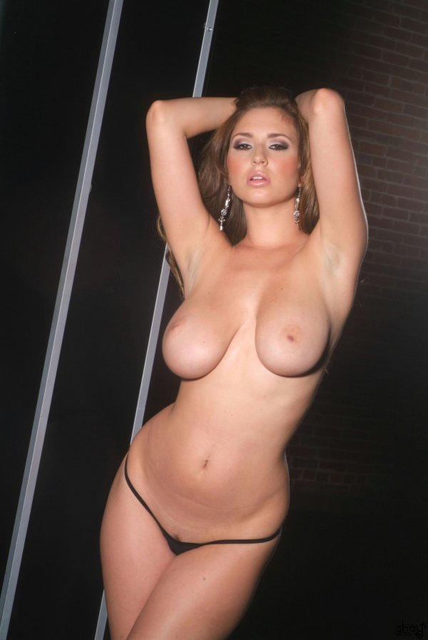 Nude women natural breasts