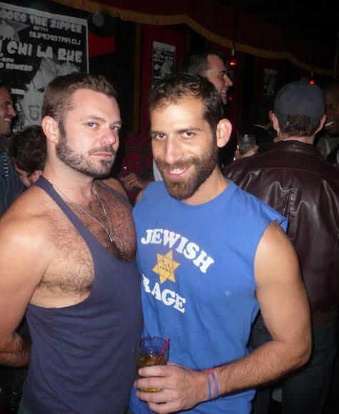 men Hairy gay jewish