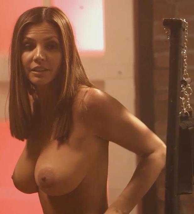 Nude charisma carpenter porn