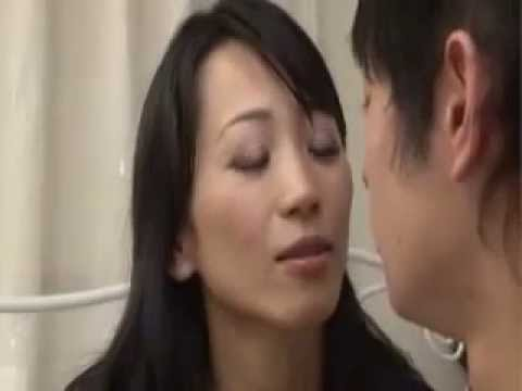 Korean mom and son sex