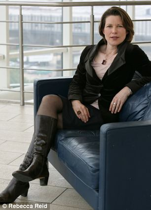 Mature women wearing only boots
