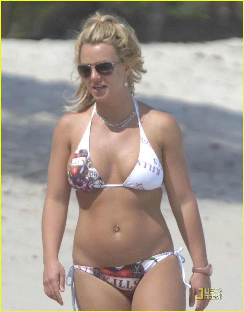 spears bikini Britney