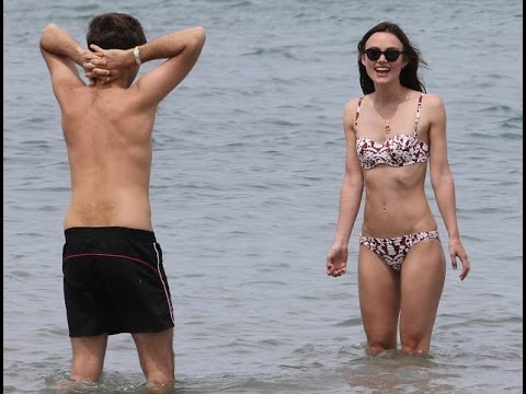 Keira knightley swimsuit