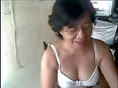 Asian granny porn photos