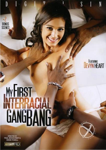 xxx Interracial gangbang