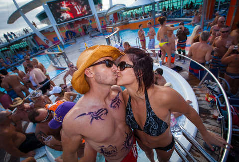 Swingers party tampa boat
