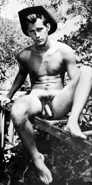 dean nude James
