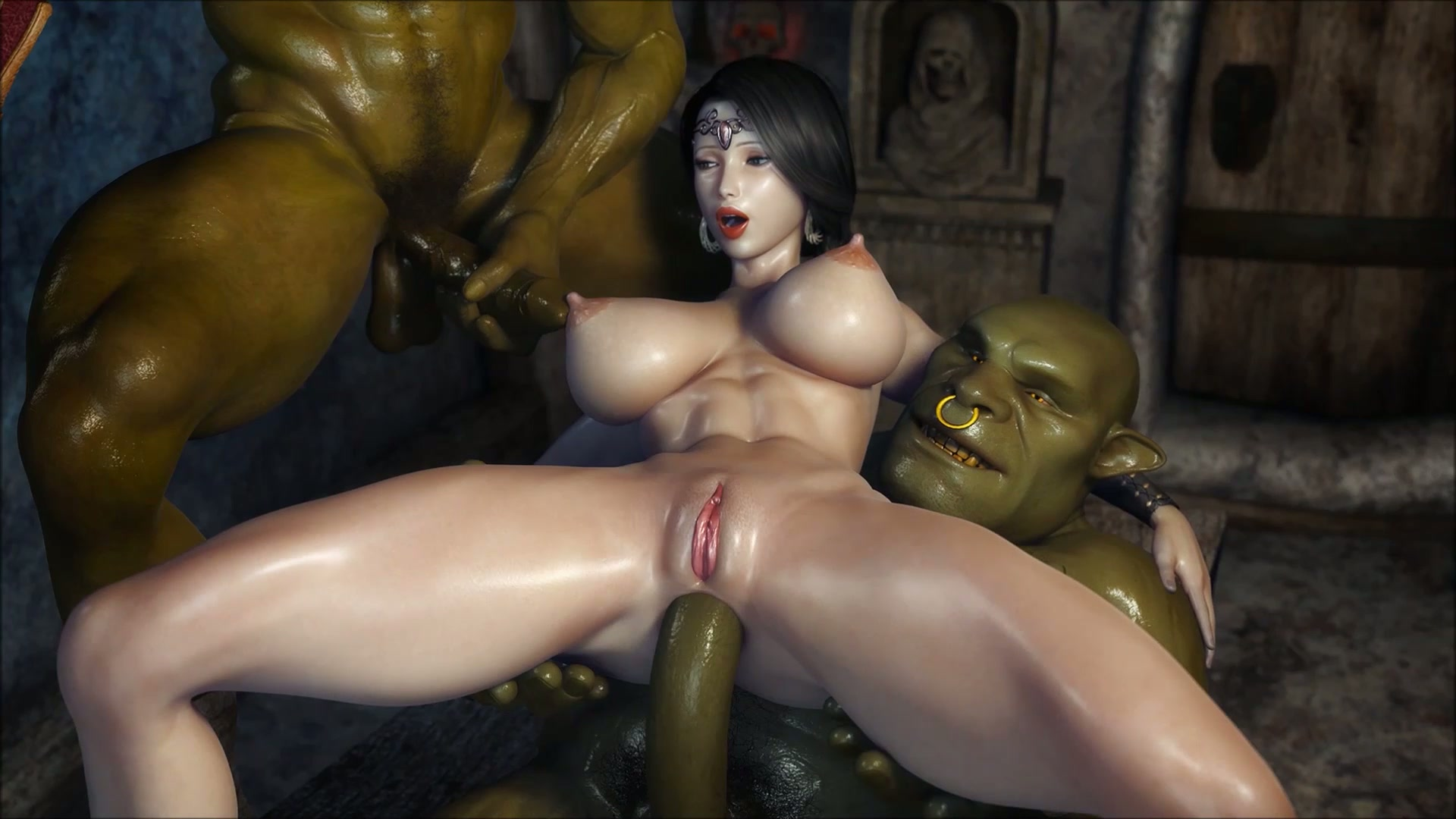 hentai monster porno