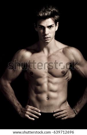 model male italian Nude men