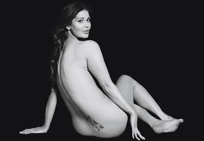 Beautiful natural women nude
