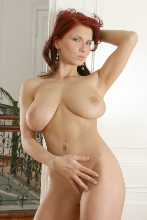 Big natural tits redhead bettie ballhaus