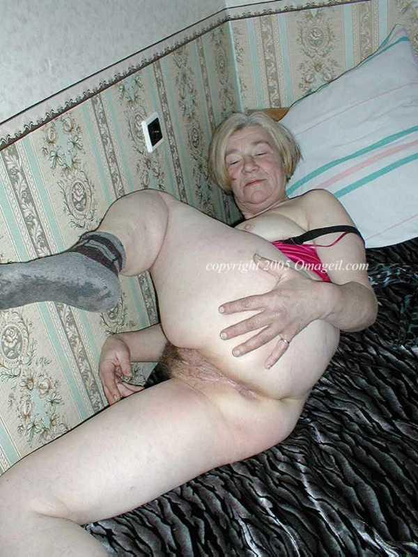Smoder omageil old grannies