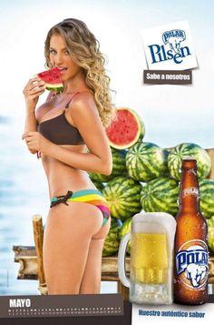 Venezuela beer girls nude