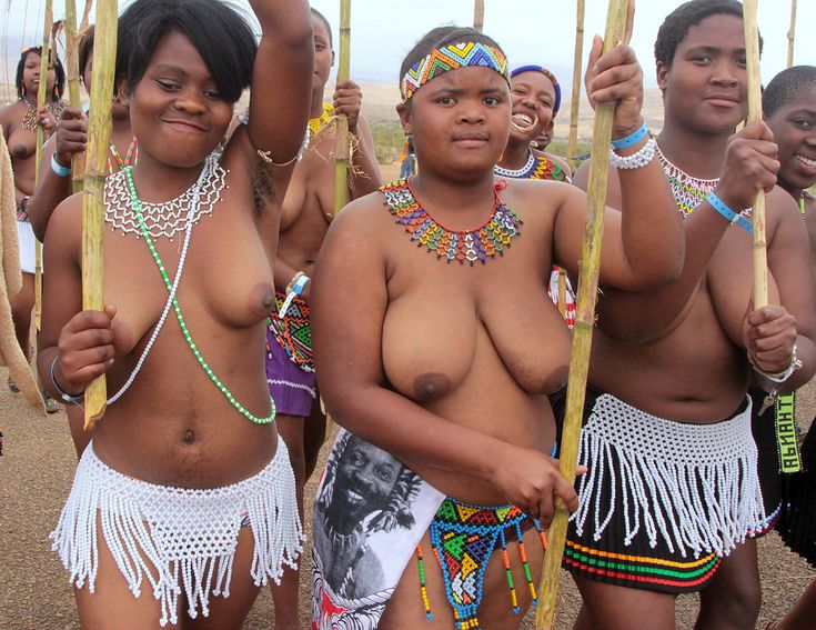 South african women nude