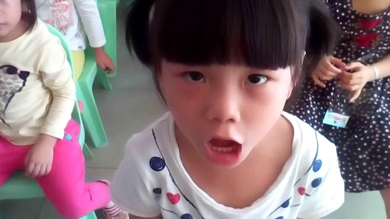 young girls Cute asian